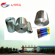Hot sale Aluminium foil in jumbo rolls/household aluminium foils for hot use in shandong