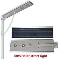 photocell street lamp with intelligent controller
