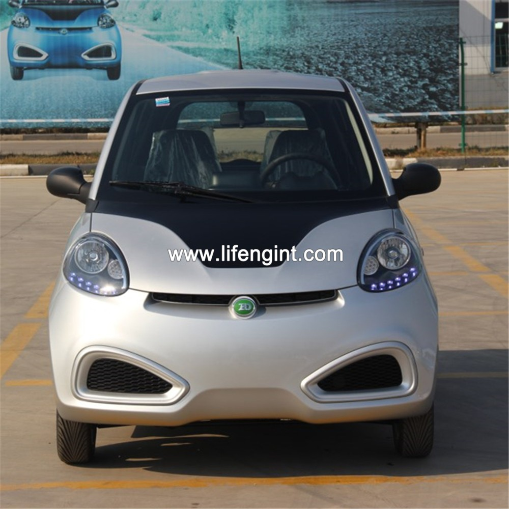 2016 New Environmental Protection EEC Electric Car