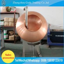 Popular Using Machine Dragee Nuts Sugar Coating Copper Pan