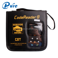 Portable Universal Code Reader 8 CST OBDII EOBD Code Read Scanner