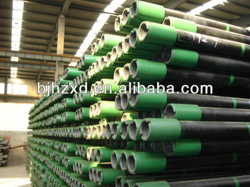 api j55 tubing specification (seamless steel pipe,tubing for oilfield)