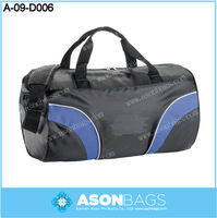 210D polyester sports bags no minimum order