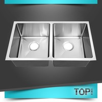 Chinese modern style kitchen sinks stainless steel