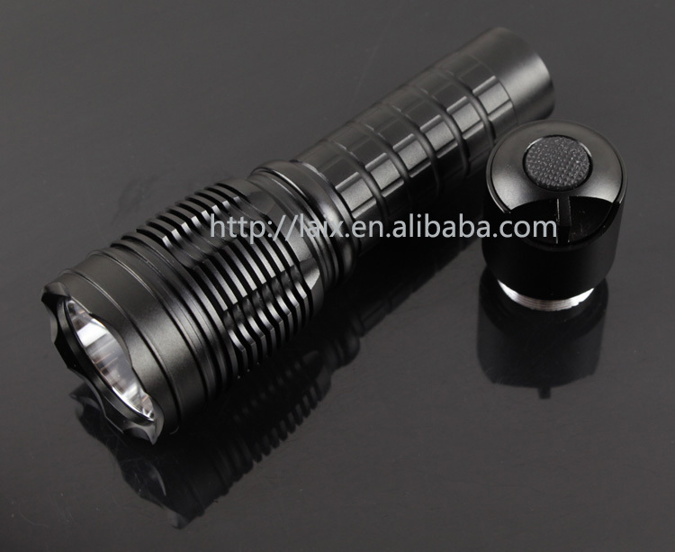 LAIX U3 waterproof rechargeable led flashlight