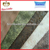 100% microfiber double sides suede suede fabric wallpaper