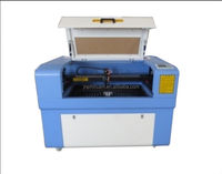 jinan philicam printed fabric laser cutting machine /laser machine 6090