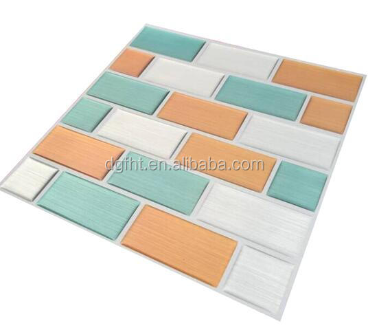 DIY Peel and Stick Self Adhesive Indian Decorative Design Wall Tile ,Decor Home