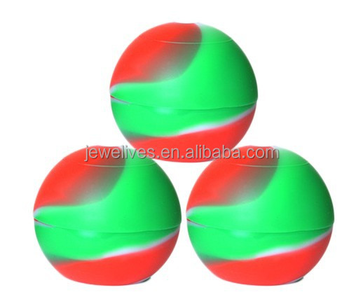 High quality bouncing stress silicone ball