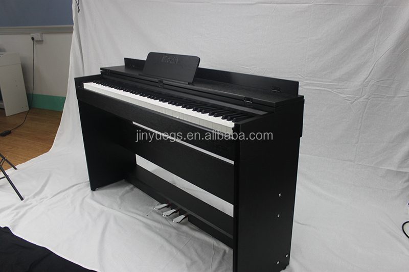keyboard piano electric musical professional instrument