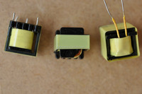 DIP EPC13 led blub high frequency transformer