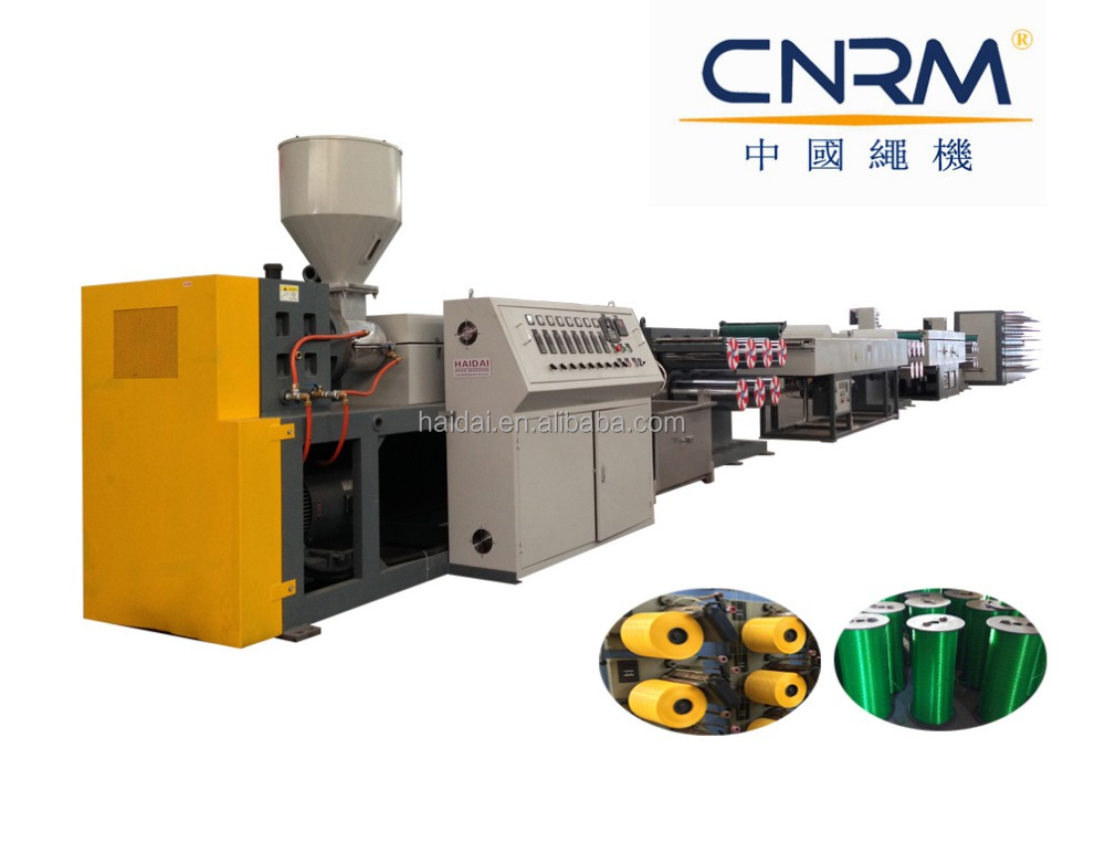 Professional rope production project plastic rope production line for sale