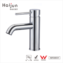 Haijun Wholesale cUpc Bathroom Deck Mounted Single Handle Water Sink Faucet