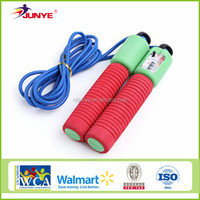 2017 china wholesale high quality calorie calculator jump rope