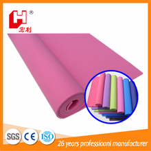 Washable standard size exported functional yoga mat jade