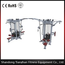 hammer strength gym machine /crossfit fitness Equipment/8 Multi Station /tz-4029 /multifuctional trainer