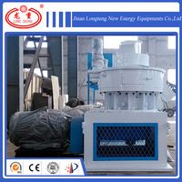 Design Patent Fully Automatic Pellet Mill/ Sawdust Pellet Make Machine