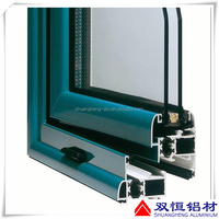 customized 6000 series aluminium doors and windows accessories