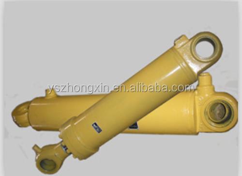 Hydraulic Lift Tubes : Dump truck lift hydraulic cylinder piston rod used