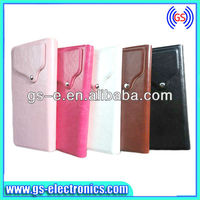 Universal Smart Phone Wallet Style Leather Cases For iPhone5 & iPhone4s & iPhone4