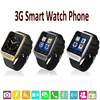 High Quality Dual Core Android 4.4 GSM wifi 3G Smart Watch Phone Android Waterproof IP67 With WIFI GPS Function