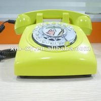yellow vintage telephone for sale