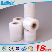Hotting sale alibaba china supplier self-adhesive clear plastic reflective wrapping film