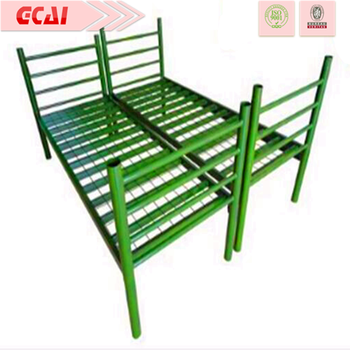 Modern Strong Simple Design Heavy Duty Cheap Single Metal Bed Frame ...
