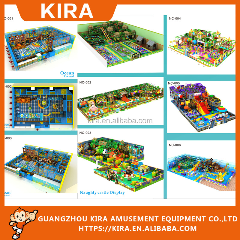 Children used commercial amusement equipment kids indoor playground for sale
