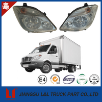 head lamp for mercedes/dodge/freightliner sprinter 906