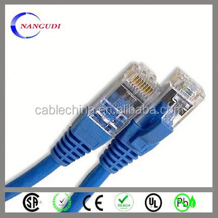 best rohs network/lan cable 23awg utp cat 6