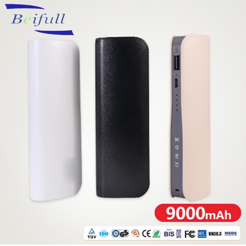 2017 fast charging for MP3/MP4/<strong>Mobile</strong> power bank with 9000 mah
