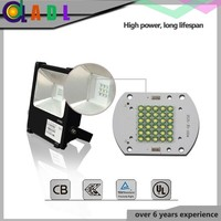 CE/ROHS rectangular dimmable 100w 2000w color changing outdoor led flood light