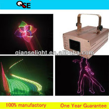 Colorful laser light disco laser light purple animation laser show
