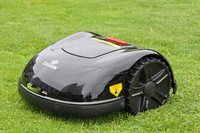 2016 cordless remote control lawn mower for sale,set mowing schedule and enjoy your life