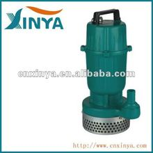 XINYA QDX 0.75kw series ac electric submersible pumps sewage drainage water pump (QDXS15-10-0.75)