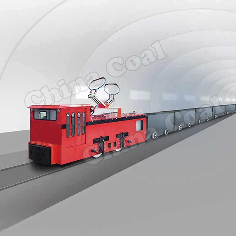 0verhead Line Electric Locomotive for Mine