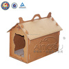 Christmas promotion Wholesale paper dog house
