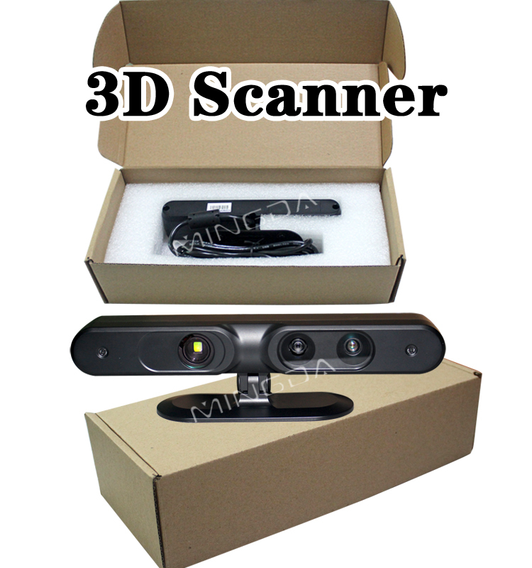 China MINGDA high precision&canning speed 3d scanner ,high resolution handheld portable poupular hot 3d scanner for 3d printer