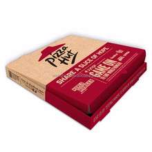 Trade assurance custom pizza box/ pizza packaging box/ pizza delivery box