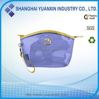 Clear Zipper PVC Cosmetic Bag With China Supplier