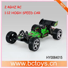 Hobby model 1/12 scale 2.4g 4wd 40km/h high speed rc car HY0064015