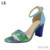 sandal shoes summer lady dress shoes new design