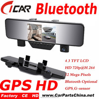 H.264 navigation bluetooth mirror manual