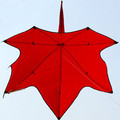 New Style Red Leaf Single Line Kite