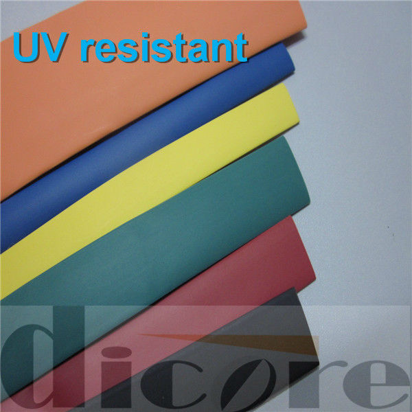 Thin wall heat shrink tubing/thin wall tubing H-2(HF)/H-2R/H-2F(3X)
