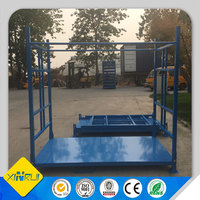 metal warehouse storage heavy used tire racking