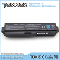 10.8v 4400mah laptop battery PA3819U for TOSHIBA P750D P755 P755D P770 P770D
