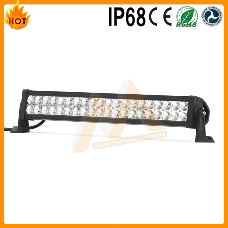 High Quality car accessories 6000k High Power LED Light Bar for Suzuki Lingyang