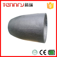 Refractory Silicon Carbide Clay Graphite Crucible